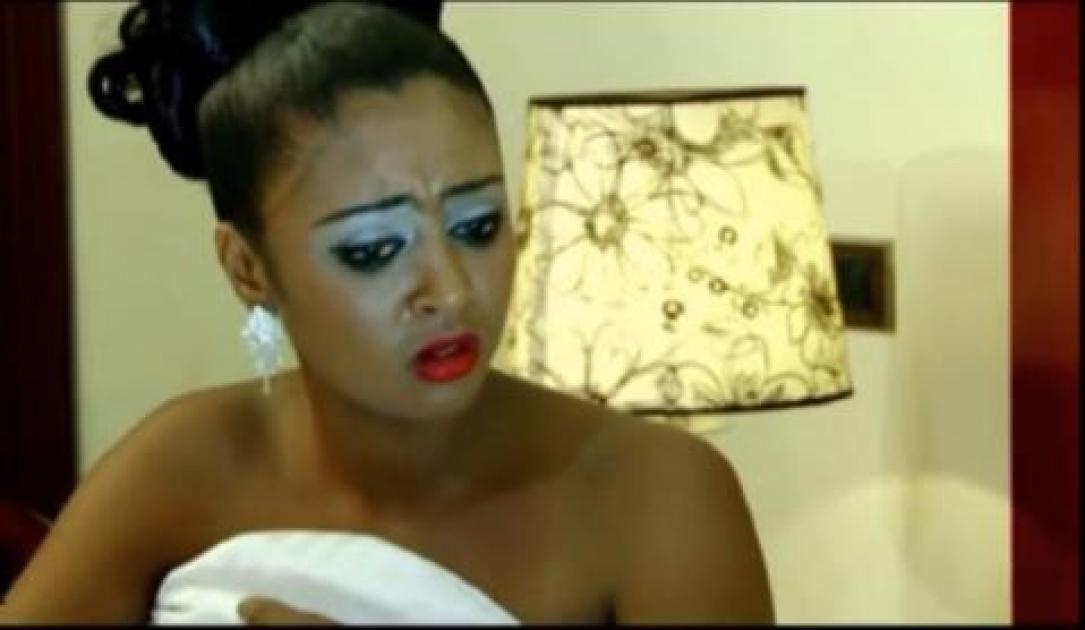 Makeda Afwork's and Amanuel's scene on Efuye Gela movie