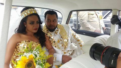 Mekedes Tsegaye's Wedding Clip