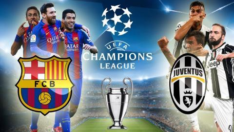 Barcelona vs Juventus