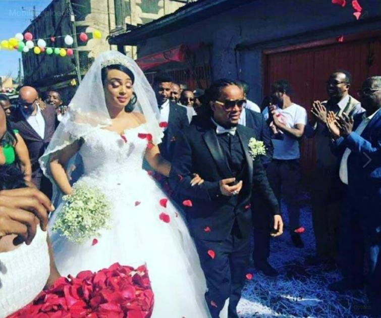 Gash abera molla wedding bands