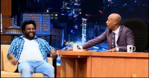 Kassahun Feseha (Mandela ) On Seifu Show