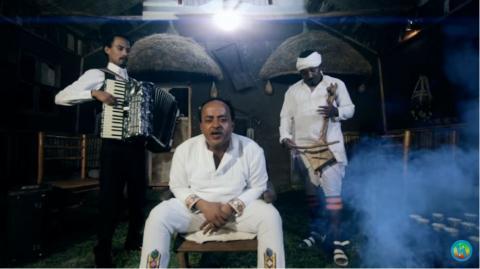 Getesh Mamo - Tekebel (Ethiopian Music)