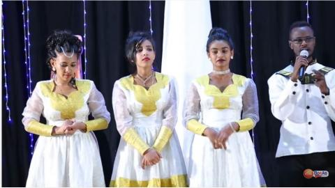 Elzabet, Melat and Elelta's speech on Yemaleda Kokeboch final show