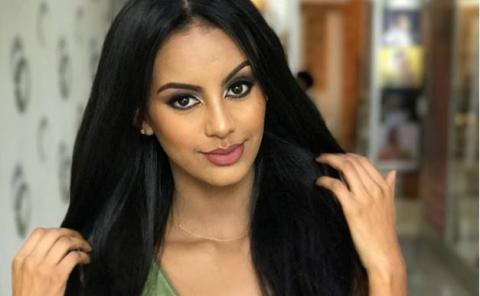 Bamlak Dereje will represent Ethiopia at Miss International 2017