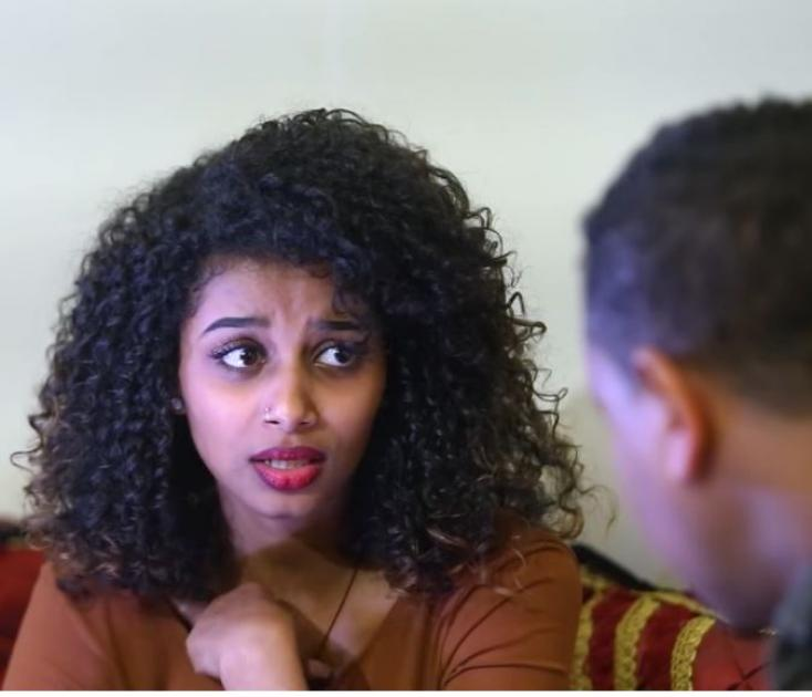 Senselet Drama Scene About Ethiopian Youth's In USA