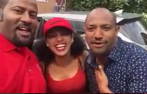 Belen Mamo, Girma Tadesse And DJY.B's Funny Video