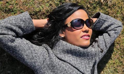 Mekedes Tsegaye gets married -  Ethiopikalink  December 17, 2016