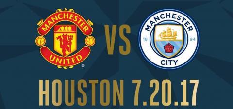 Manchester derby in Houston, TX