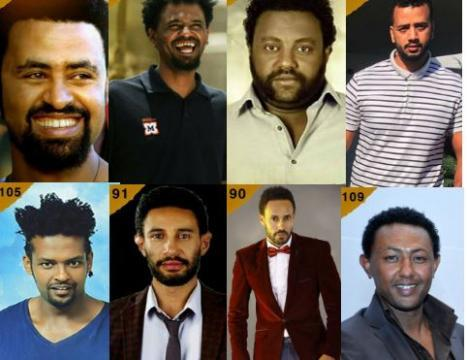 Ethiozodiac award 2009's best male actor and best film nominees