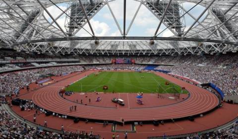 IAAF World Championships London 2017 opening ceremony