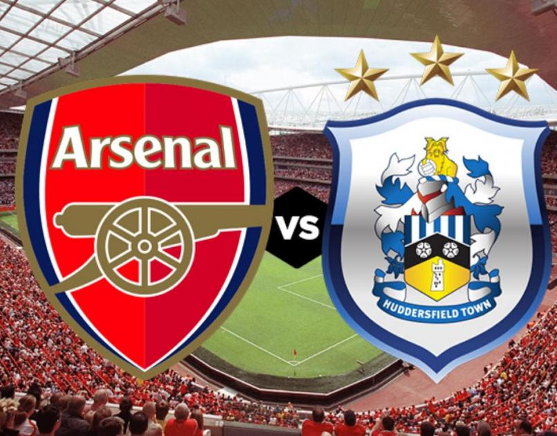 Arsenal vs Huddersfield