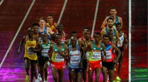 IAAF World Championships London - 5000m men final