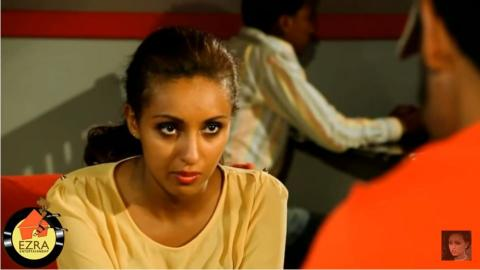 charming scene from Hiwot Ena Sak film