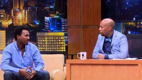 Seifu On EBS - Interview With Befekadu