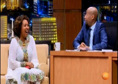 Seifu Fantahun Interview With Journalist Genet Ayele