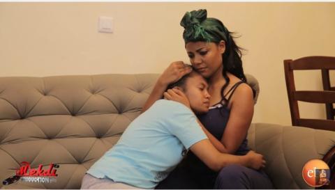 Sensitive scene from Mogachoch drama