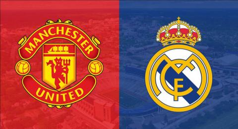 Man united vs Madrid