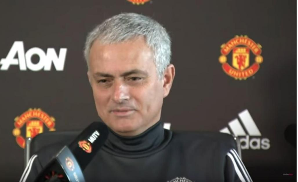 "Mourinho on Facing Arsenal: ""I Don't Play Tennis"""