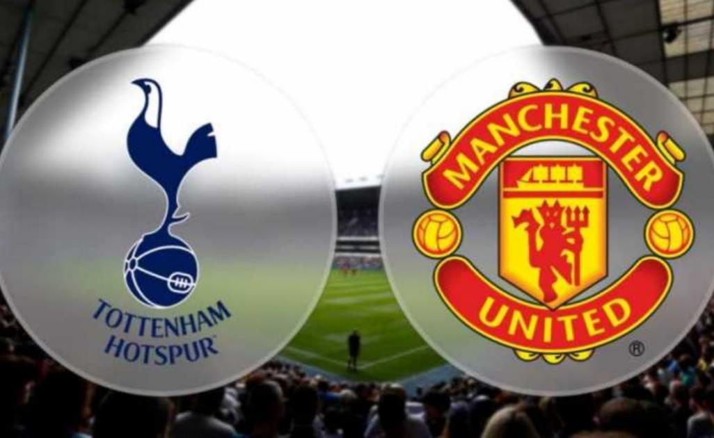 Tottenham vs Manchester United 2-0
