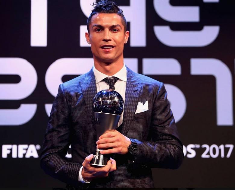 Cristiano Ronaldo's Biography -  EBS Sport
