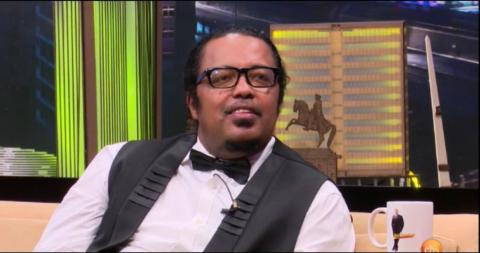 Seifu On EBS - Interview With Singer Haileye Tadesse