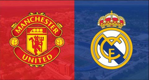 Real Madrid vs Manchester United 1-2 (International Champions Cup 2017)
