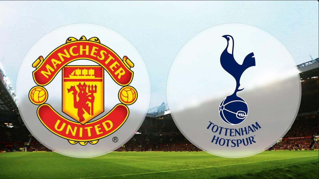 Man United vs Tottenham