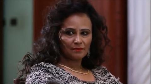 Qa Beleshal - Funny Scene From Zemen Drama