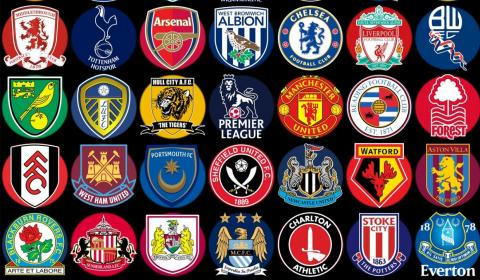 week one English Premier League schedule - 2017/18