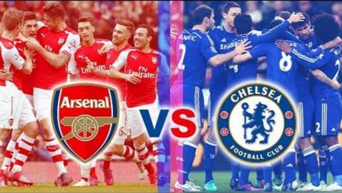 Arsenal vs Chelsea, Community Shield 2017