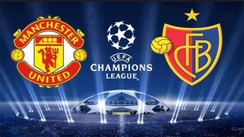 manchester united vs fc basel
