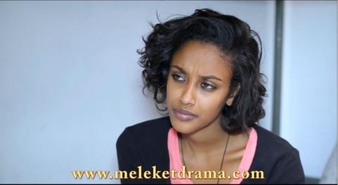 Meleket drama scene showing campus life