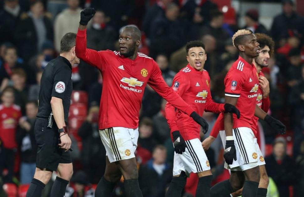 Manchester United vs Huddersfield