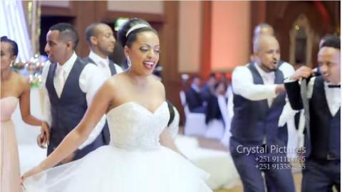 Meron and Beakal Wedding Video