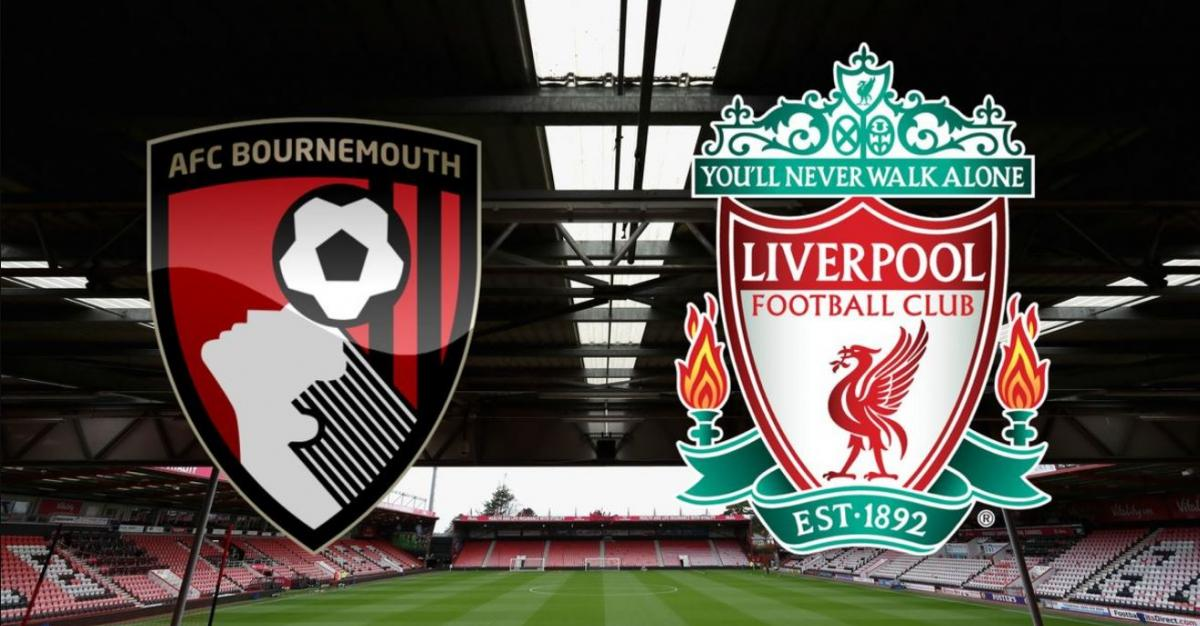Bournemouth fc vs Liverpool
