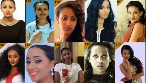 Final lists for Ethiozodiac best female actor award
