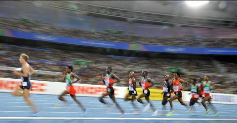 10,000 men - IAAF World Championships London 2017