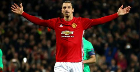 Zlatan Ibrahimovic to leave Manchester United