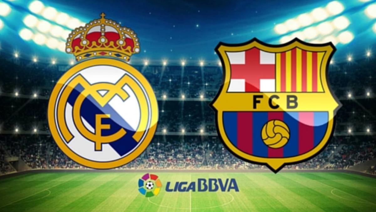 Real Madrid vs Barcelona 0-3 -