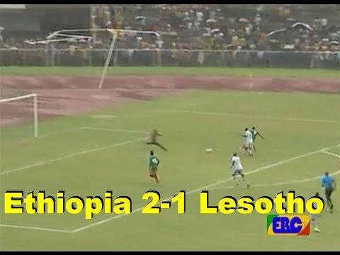 Ethiopia Vs Leseto Fotball