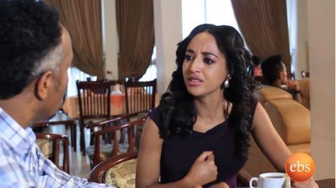 Heart Touching scene From Bekenat Mekakel Drama