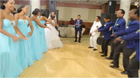 Natty and Bethelem's wedding (Ethiopian wedding)