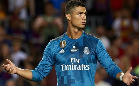 Cristiano Ronaldo top 10 goals on Barcelona FC