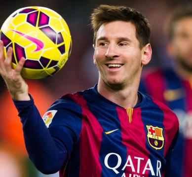 Lionel Messi's Biography