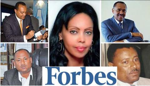 5 Ethiopian Multi-Millionaires - Forbes