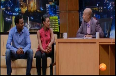 Seifu On EBS - Interview With Amen Befekadu's parent
