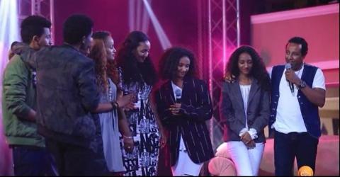 Feta Show - Between Ephrem Tadesse's family (part-2)