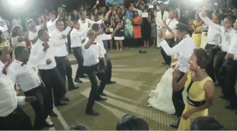 Ruth and Natty's Wedding - Ethiopian Wedding