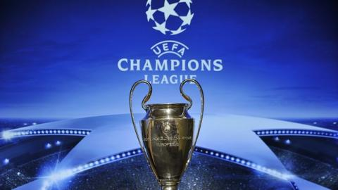 UEFA Champions League, 2017-18  - 12 September 2017