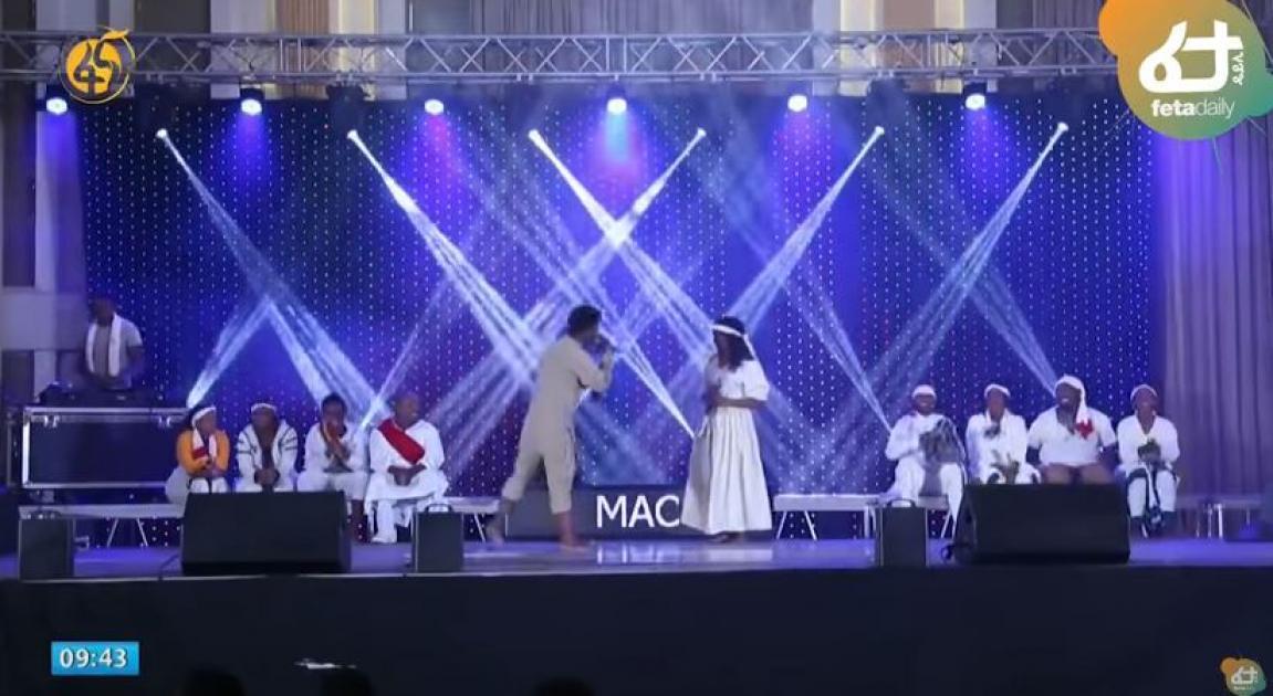 Feta Show - Special program About Adwa (Lip Sync Battle)